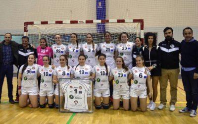 Victoria del equipo de Ikersa Urci Almería