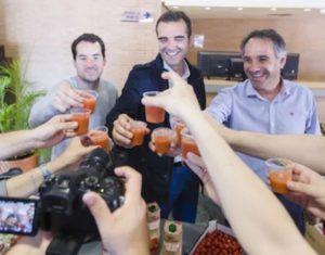 El alcalde clausura el VII Plan de consumo de frutas y hortalizas